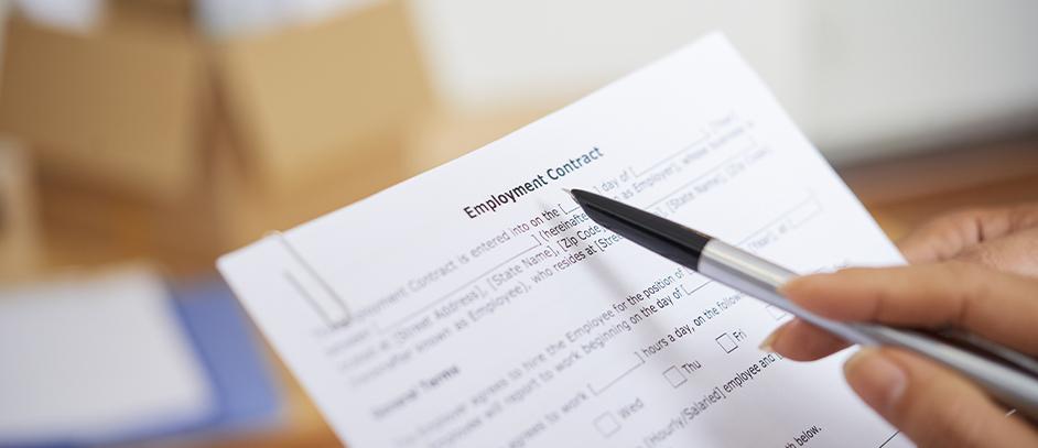 Dokument zum Arbeitsrecht